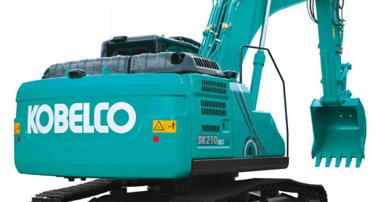 Kobelco launches super-narrow SK210SNLC-10 for the Alpine region