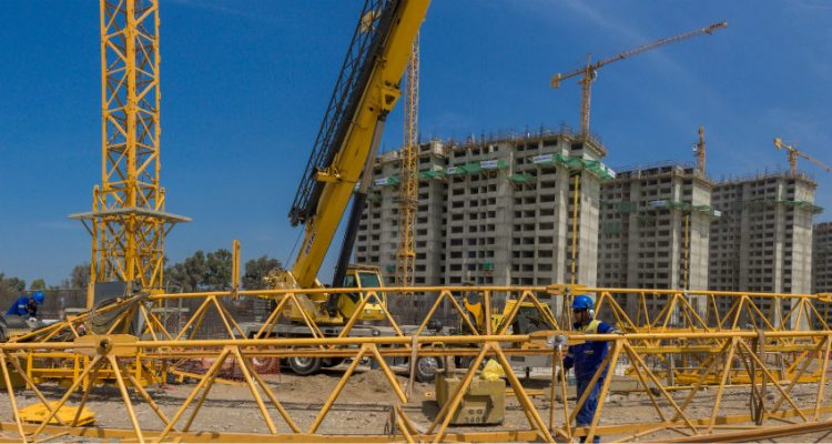 Manitowoc cranes expedite construction of Athletes' Village at venue for 2019 Pan American Games
