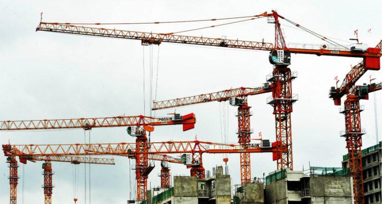 Potain MCT 385 cranes chosen for Singapore's first 'smart' housing block