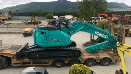 Kobelco enters Spanish and Portuguese markets with new authorised dealer partners