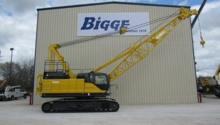 Bigge continues to invest in new Kobelco Crawler Cranes