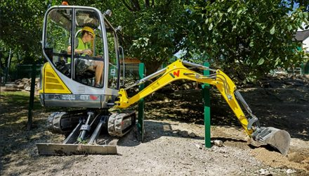 Wacker Neuson agrees OEM cooperation for mini and compact excavators with John Deere