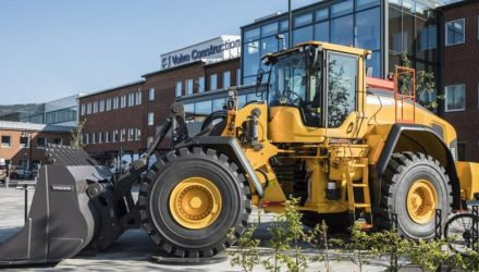Volvo Construction Equipment inaugurates new headquarters