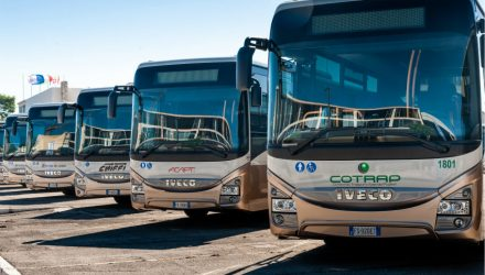 A new IVECO BUS delivery guarantees improved extra-urban transport in Puglia