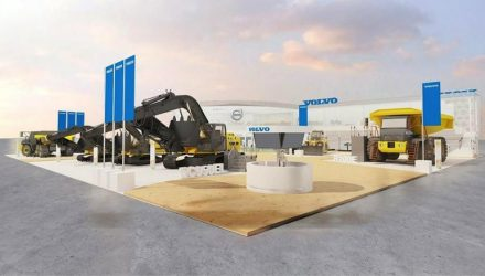 Volvo Construction Equipment at bauma CHINA 2018