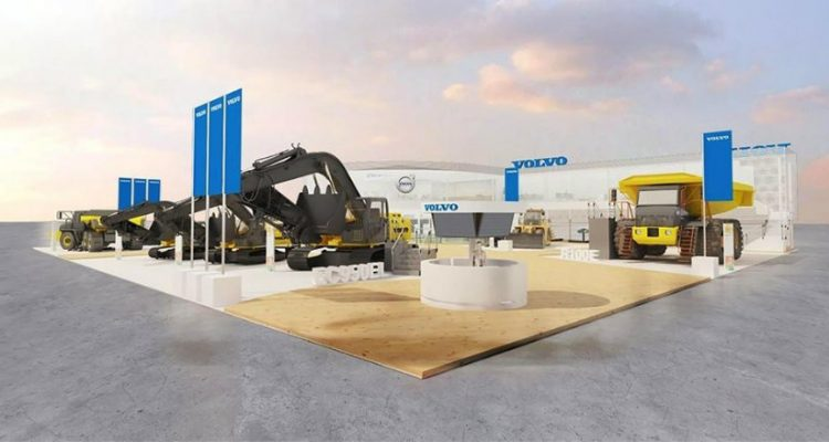 Volvo Construction Equipment at bauma CHINA 2018