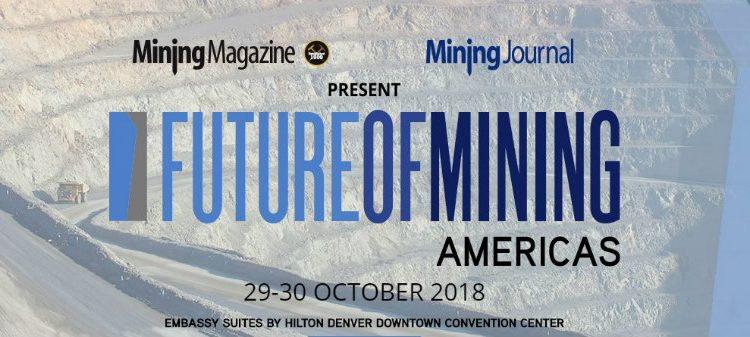 The strategic direction of the mining industry in focus at Future of Mining Americas 2018