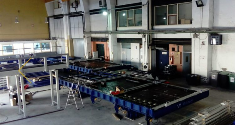 New industrial plant in Algeria to precast power substations