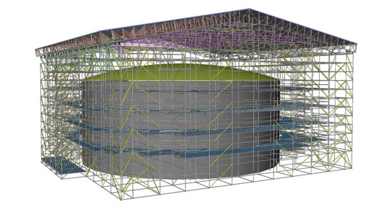 SCIA launches the structural analysis and design software SCIA Engineer 18.1