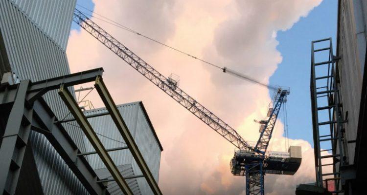 COMANSA to launch 2 new luffing-jib cranes at Bauma China