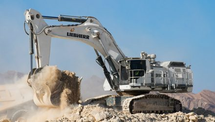 Liebherr R 9100 B and R 9150 B: machine upgrades to increase productivity and reduce cost per ton