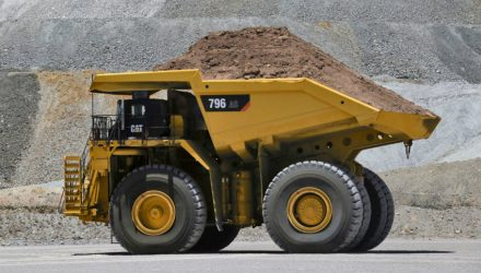 Caterpillar announces the 798 AC and the 796 AC trucks