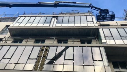 Hybrid Genie Z-60/37 FE boom lift: The right solution for the centre of Paris
