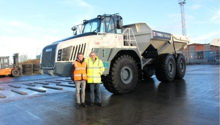 Maschinenbau Rehnen GmbH joins ranks with Terex Trucks