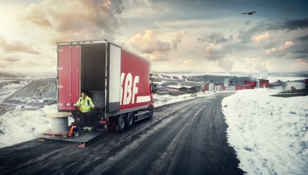 Hiab receives Quality Organisation of the Year Award