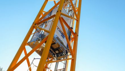 Manitowoc launches Potain Cab-IN for Potain top slewing cranes