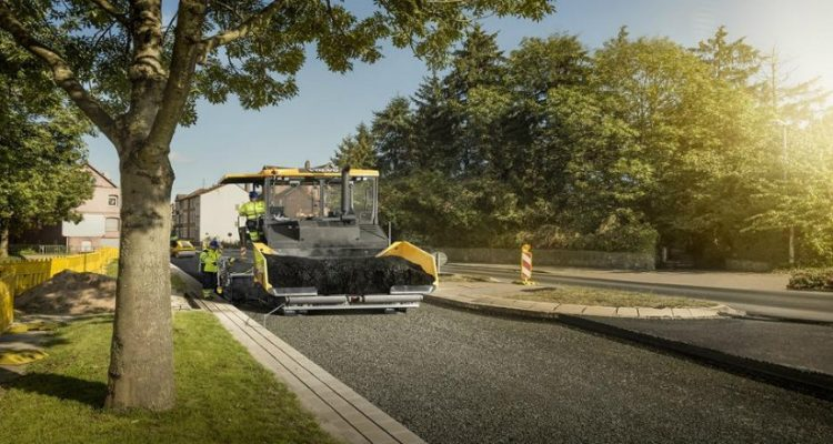 Volvo Construction Equipment: Five roads of the future