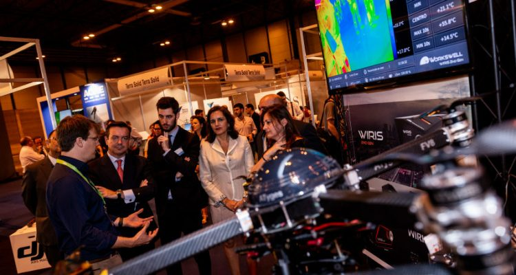 Expodronica 2019 will host the first World Drone Forum