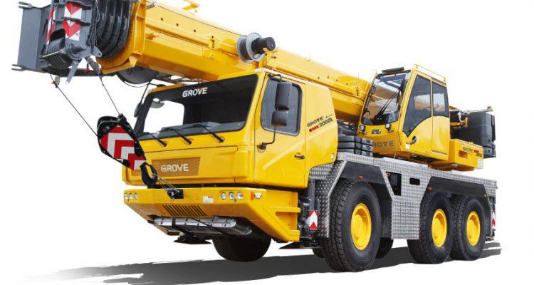 Grove to launch new GMK3060L, successor to the GMK3060, at bauma 2019