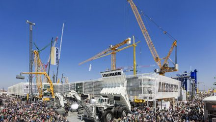 """Together. Now & Tomorrow."": Liebherr at Bauma 2019"