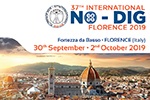 37th International NO-DIG Conference & Exhibition, Florence