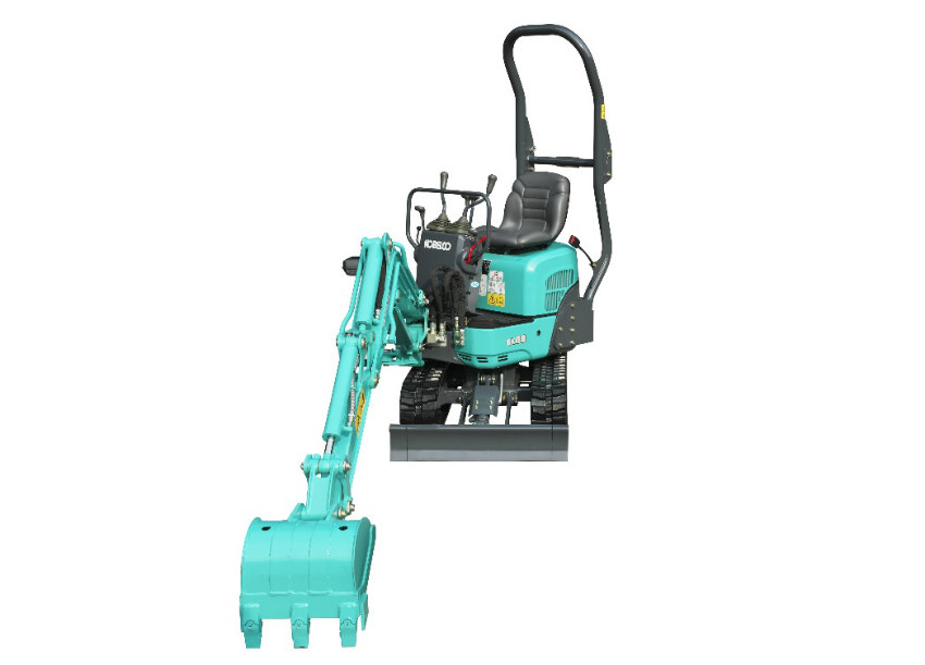 Tunnel & Infrastructures Kobelco re-launches its mini