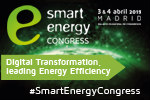 Smart Energy Congress 2019 'Digital Transformation, leading Energy Efficiency'