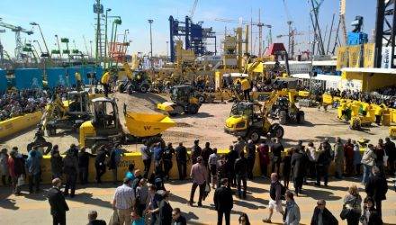 Electrifying: Wacker Neuson and Kramer at Bauma 2019