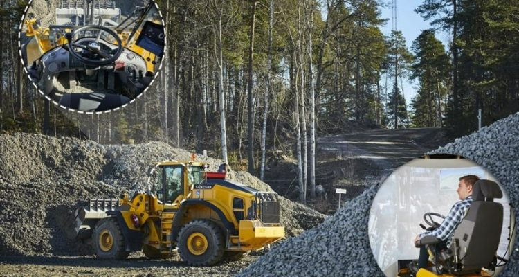 Telia, Ericsson and Volvo CE launched Sweden's first 5G network for industrial use
