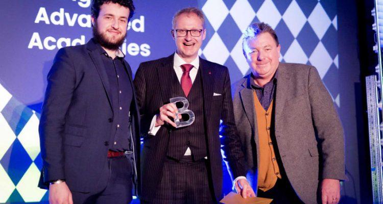 Bentley Institute's Digital Advancement Academies receive BIM Enabler Consultant of the Year Award