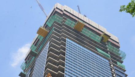 ULMA has taken part in the Thamrin Nine skyscraper construction project