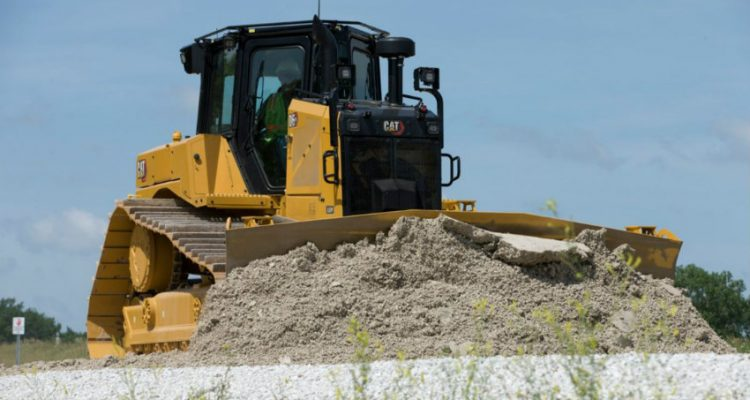 New Cat D6 dozer delivers new levels of efficiency