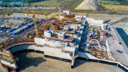 ULMA takes part in the construction of the new Racibórz Dolny Dam in Poland