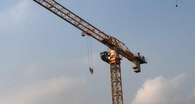 Crane World Asia places order for customized Terex tower cranes