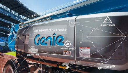 Genie Lift Connect telematics showcased new features at Bauma