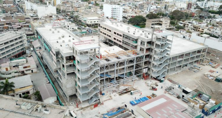 ULMA provides customized technical solutions at the New National Police Hospital in Lima