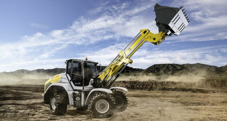 Product news, innovations and digitisation – Kramer at Bauma 2019