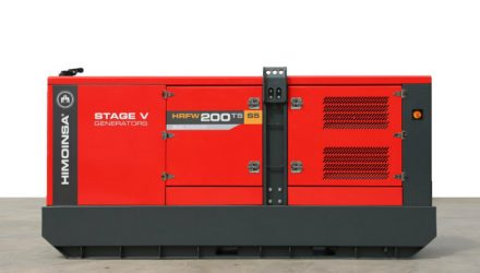 S5 Range - New S5 generator sets with Stage V engines