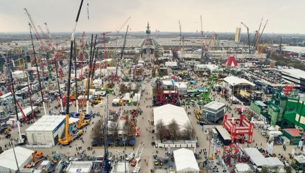 bauma 2019: The fair attracts more than 620,000 visitors