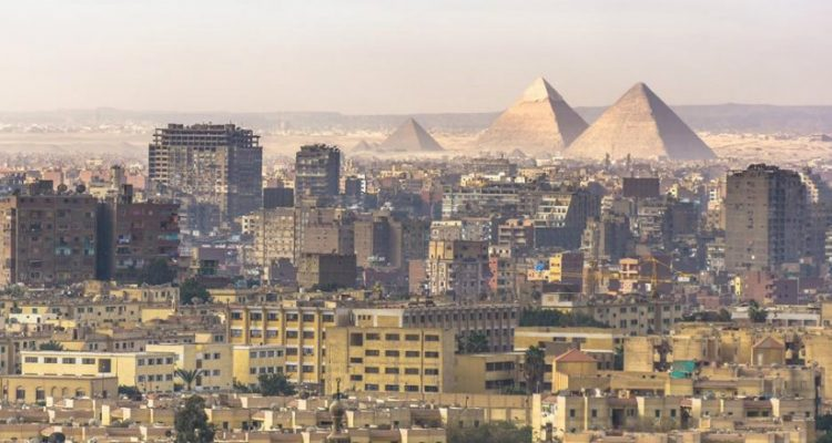 The Megaproject Listing: Construction of a new metropolis next to the iconic city of Cairo