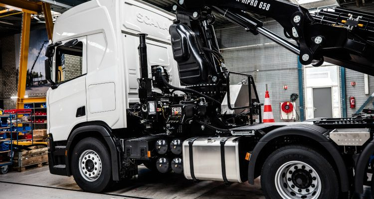 Hiab launches BodyWorks and T-Body for truck bodies