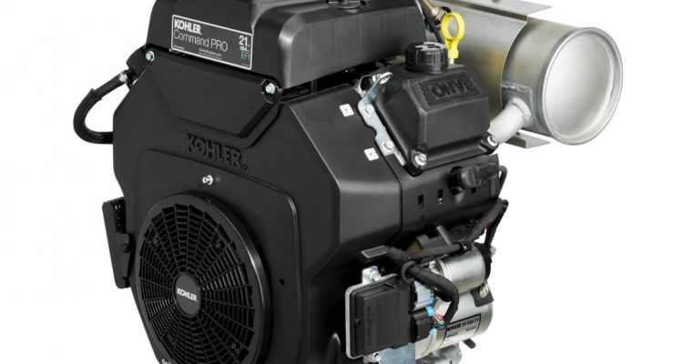 KOHLER enhances Commercial Gasoline Engines with Electronic Throttle Body