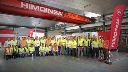 HIMOINSA brings European rental companies together