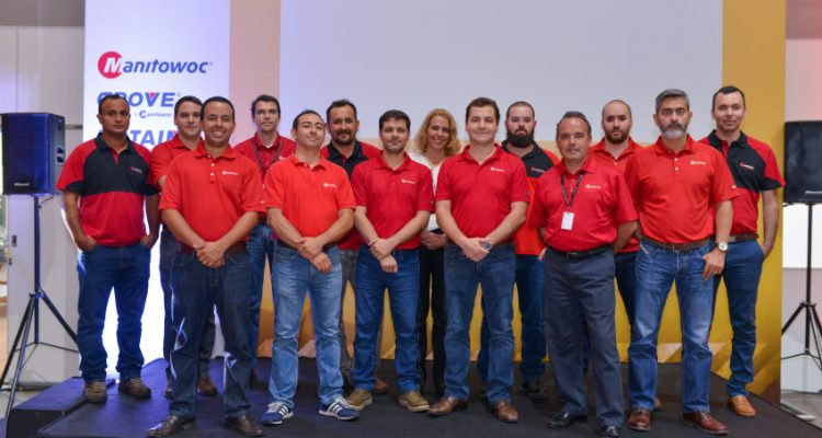 Manitowoc hosts open house event for new office in São Paulo, Brazil