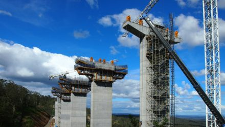 ULMA has taken part in the construction project of the Toowoomba Viaduct, Australia