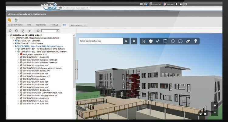 CARL Software enhances the CARL Maps module of its software package