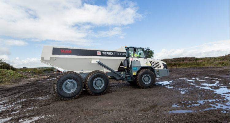 Terex Trucks' TA300 showcases latest product updates at CQMS 2019