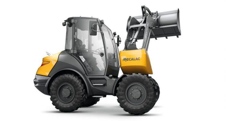 Mecalac Swing loader: Revolutionize loading