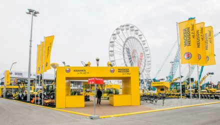 Dynamic start to 2019 for the Wacker Neuson Group