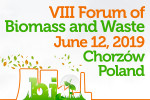 VIII Forum of Biomass and Waste